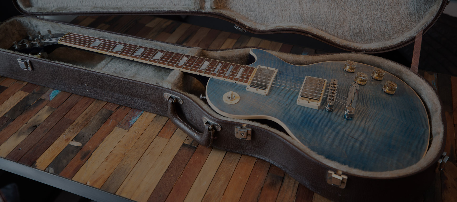 Incredible Vintage Guitars